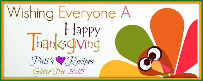 thanksging gf